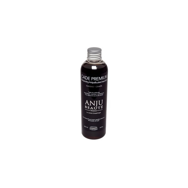 Anju Beauté - Anti-parasitic and anti-dandruff shampoo for dogs and cats CADE PREMIUM 250 ml