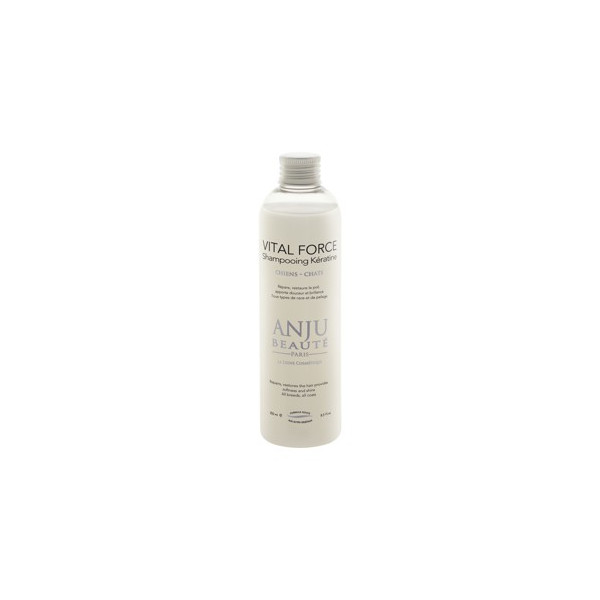 Anju Beauté - Nourishing Neutral Shampoo for Dogs and Cats - Vital Force 250 ml