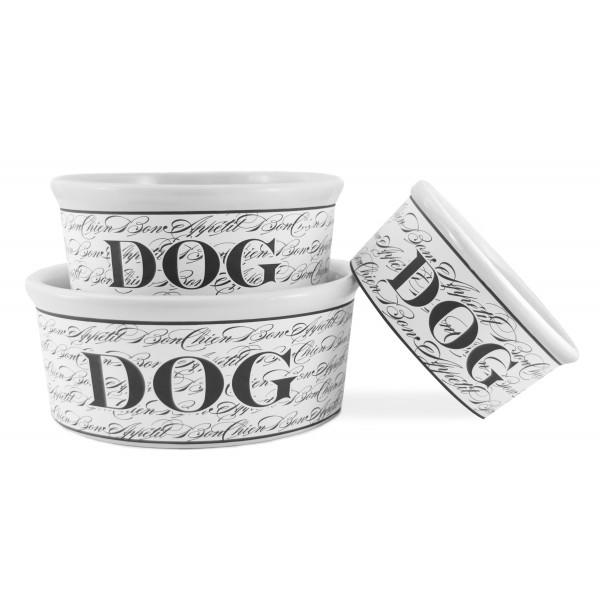 Ciotola in Ceramica per Cibo per Cani - Bon Chien