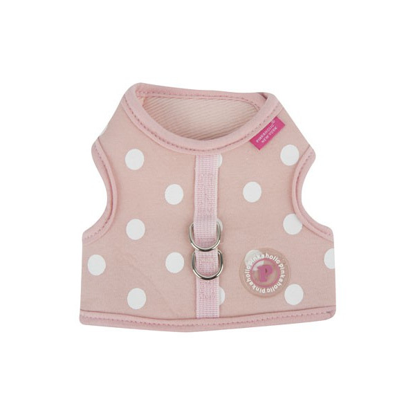 Pinkaholic - Adjustable Vest Harness - Sassa Pinka Harness Nara - Pink