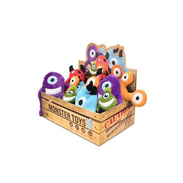 PLAY - Gioco per Cani - Momo's Monsters Toys Counter Set - 15 pezzi
