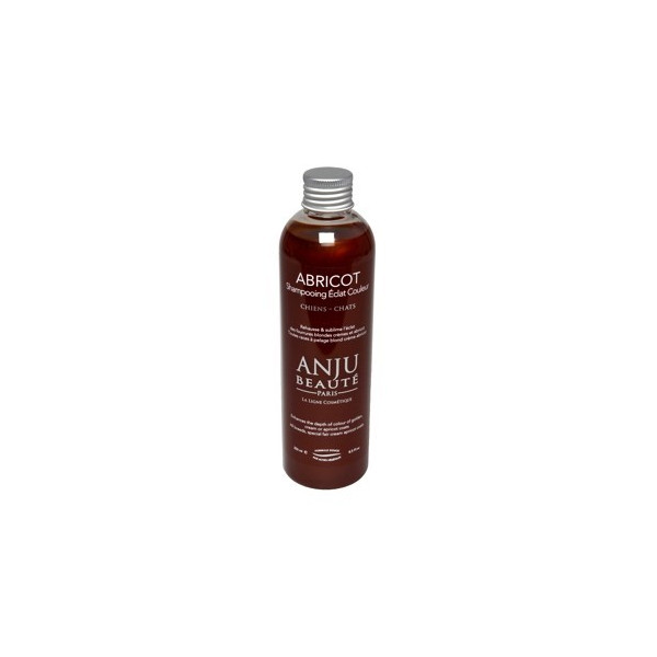 Anju Beauté Shampoo for Dogs and Cats with Golden coat ABRICOT 250ml