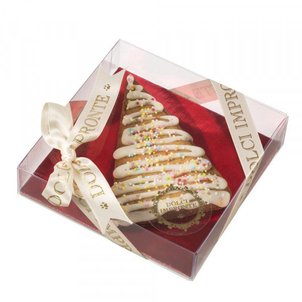 Dolcimpronte - White Christmas Tree - 50gr
