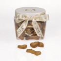 Dolcimpronte - Biscotti Mignon mixed in Square Jar 230gr ( ASL Prot.0088901/16)