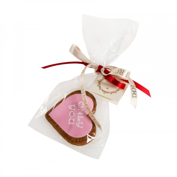 Dolcimpronte - ONLY YOU - confezione singola - 30 gr ( ASL Prot.0088901/16)