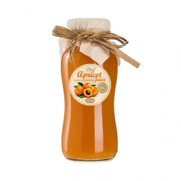 Dolcimpronte - Succo Bio Apricot Juice -200ml ( ASL Prot.0088901/16)