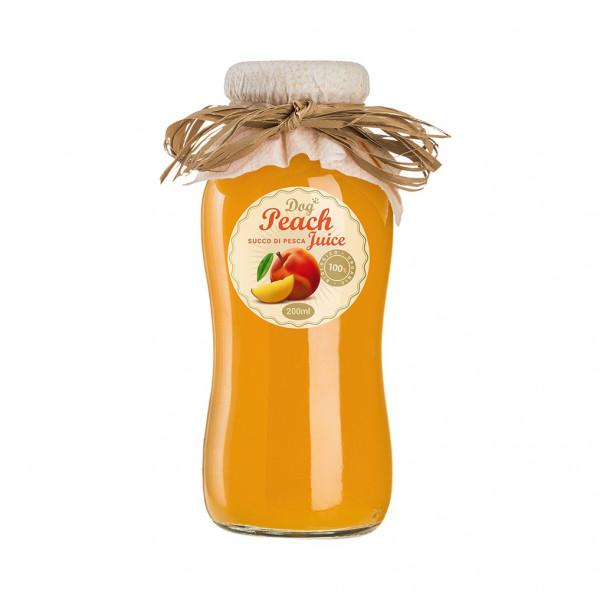 Dolcimpronte - Succo Bio Peach Juice -200ml ( ASL Prot.0088901/16)