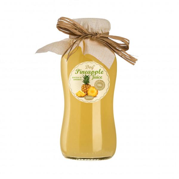 Dolcimpronte - Succo Bio Pineapple Juice -200ml ( ASL Prot.0088901/16)