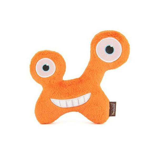 Play - Gioco per Cani Momo Mostro Arancione