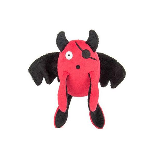 PLAY - Gioco per Cani Momo Mostro Rosso