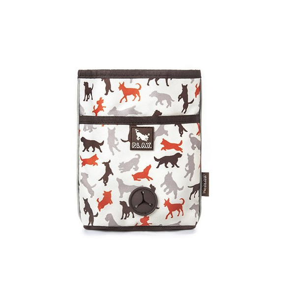 PLAY - Outdoor Dog Training Bag - Deluxe Vanilla