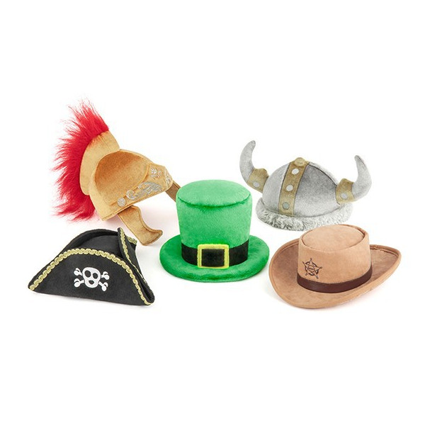 PLAY - Gioco per Cani Mutt Hatter Toys Set -15 pz