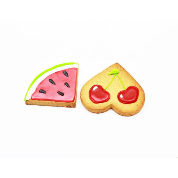 Dolcimpronte - Fruit Biscuits mix - 60.5 gr (ASL Prot.0088901/16)