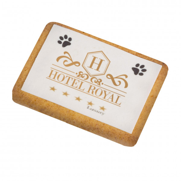 HRC - Business Card Biscuit
