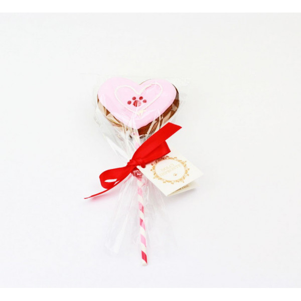 Dolci Impronte® - Heart Lollipop gr 40
