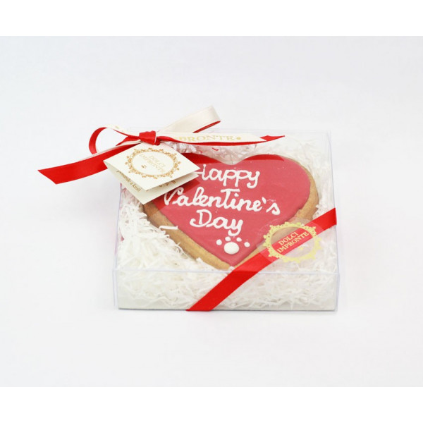 Dolci Impronte® - Heart Valentine's Day 80gr