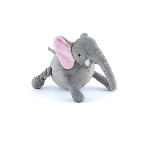 Play -Safari Elephant with squeaker