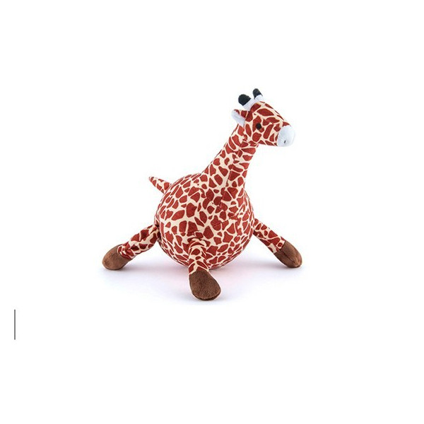 Play -Safari Giraffe  with squeaker