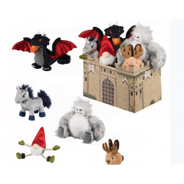 Play- Willow's Mythical Toys Set - 10 pcs
