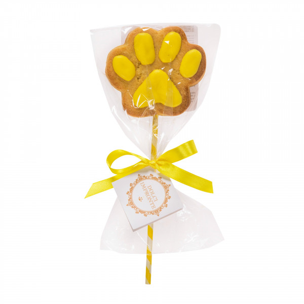 Dolcimpronte - LolliPaw Yellow -45 gr