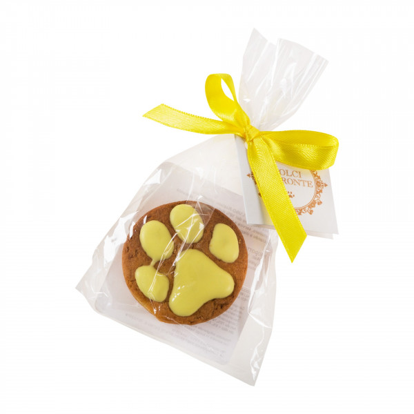 Dolcimpronte - Yellow Paws - 2 pcs  40gr