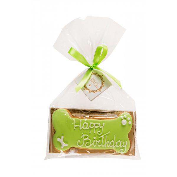 Dolcimpronte - Green Birthday Bone - 72 gr
