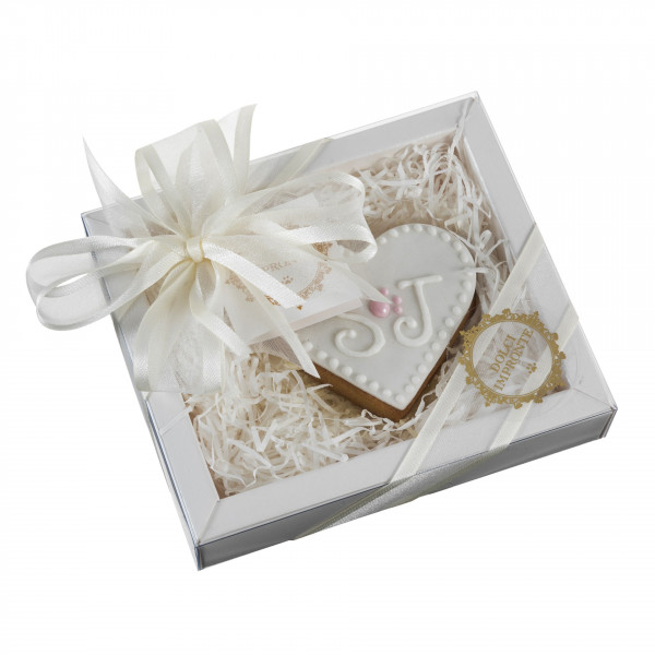 Dolcimpronte Wedding - Customizable Heart -  70 gr