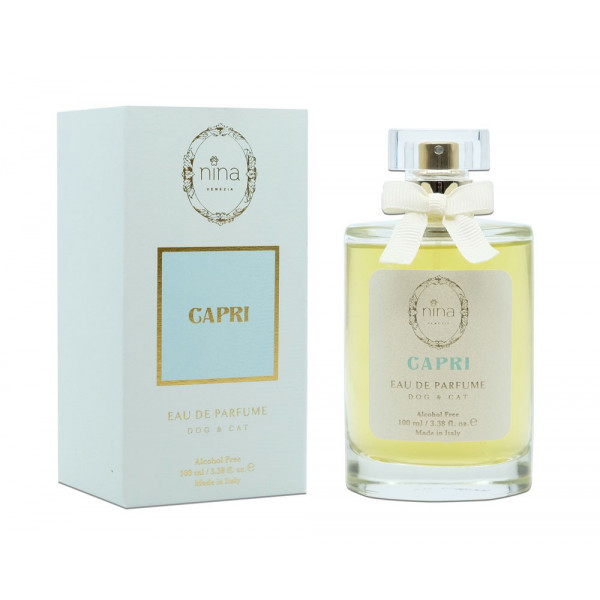 Nina Venezia® - Set 6 CAPRI With free Tester - Talc Perfumed Water - 100 ml