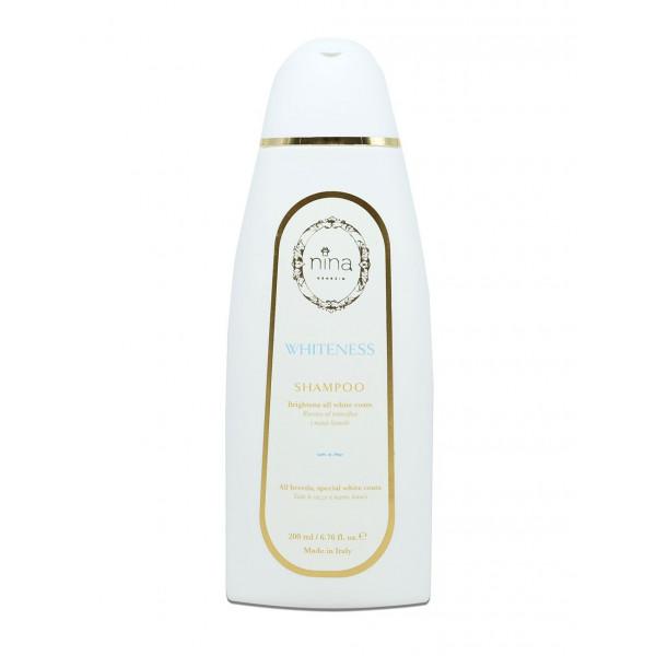 Nina Venezia® Whiteness - Shampoo White Coat - 200 ml