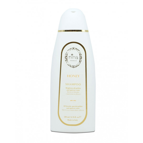 Nina Venezia® Honey - Apricot Coats Shampoo - 200 ml