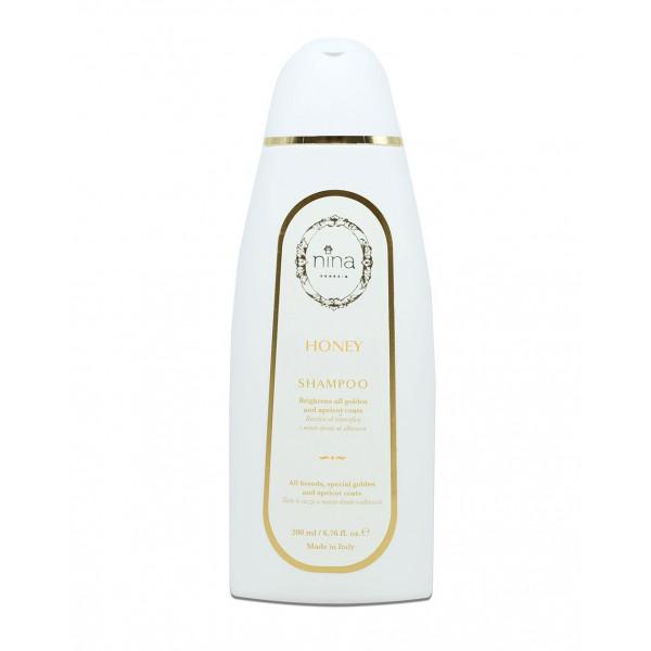 Nina Venezia® Honey - Apricot Coats Shampoo - 200 ml