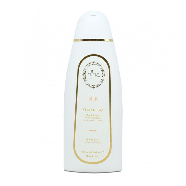 Nina Venezia® Silk - Long Hair Shampoo - 200 ml