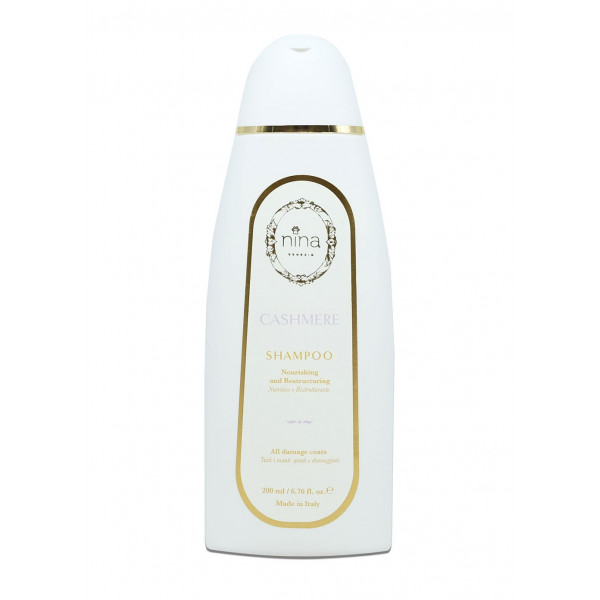 Nina Venezia® CASHMERE - Shampoo Nutritivo - Flacone 200 ml