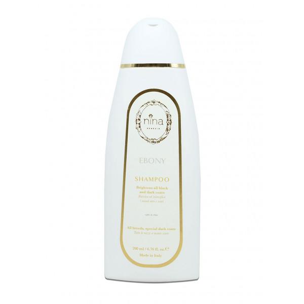 Nina Venezia® EBONY - Shampoo for Black Coats - 200 ml