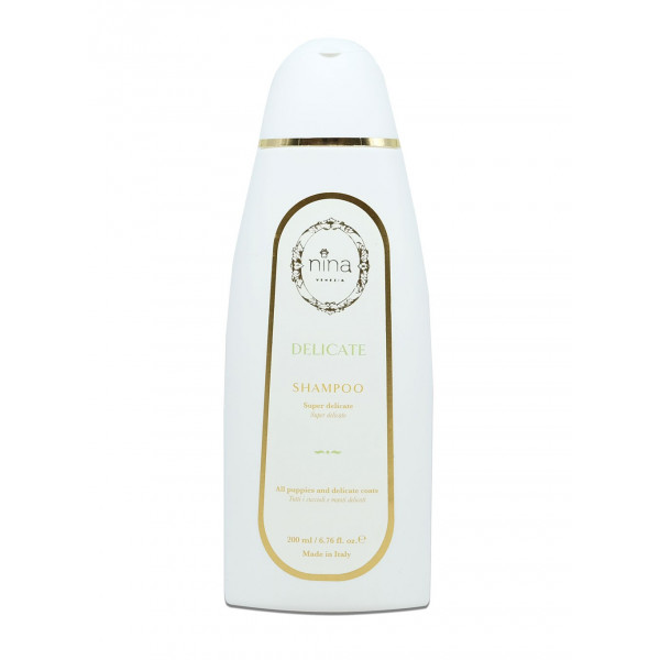 Nina Venezia® DELICATE- Shampoo Cuccioli - Flacone 200 ml