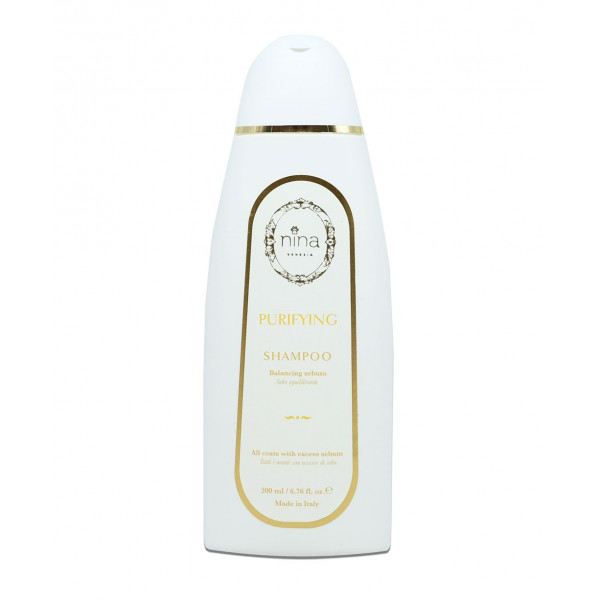 Nina Venezia® PURIFYING - Sebo-Regulating Shampoo - 200 ml
