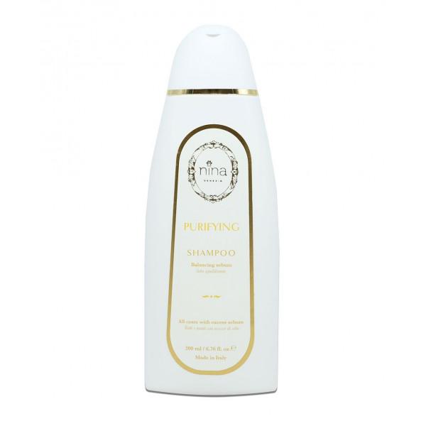 Nina Venezia® PURIFYING - Sebo-Regulating Shampoo - 200 ml