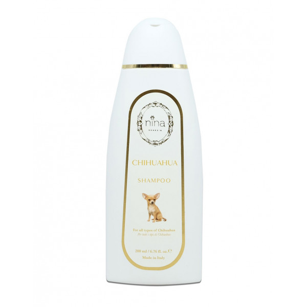 Nina Venezia® - CHIHUAHUA - Specific Shampoo - 200 ml bottle