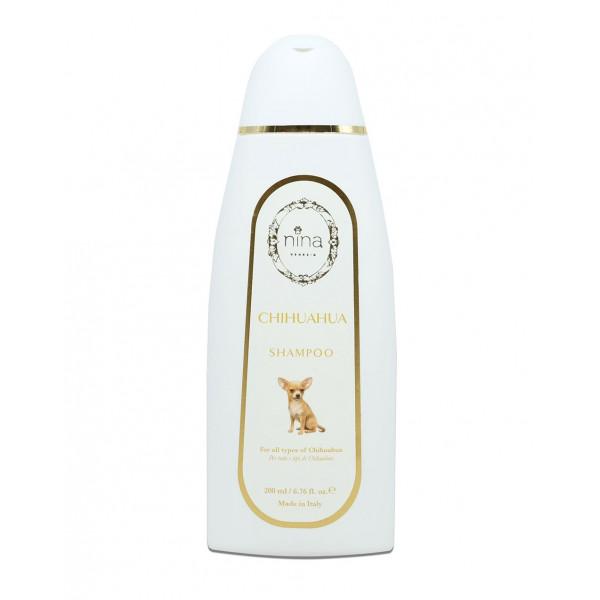 Nina Venezia® - CHIHUAHUA - Specific Shampoo - 200 ml bottle