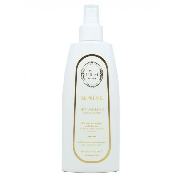 Nina Venezia® - SUPREME-  Lozione Sciogli Nodi Spray - 200 ml