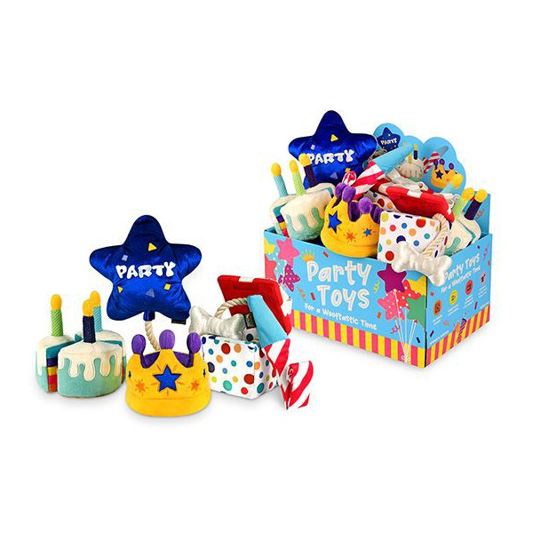 Play - Party Collection - Set con Display 15 pezzi