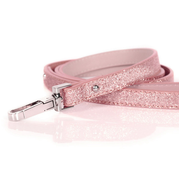 Milk&Pepper - Stardust Leash - Pink