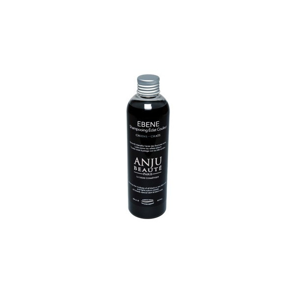 Anju Beautè - Shampoo for Dogs and Cats with Black Mantle - Ebene 250ml