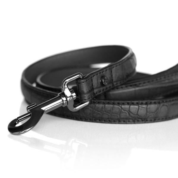 Milk&Pepper - Leash  Hogan  Black