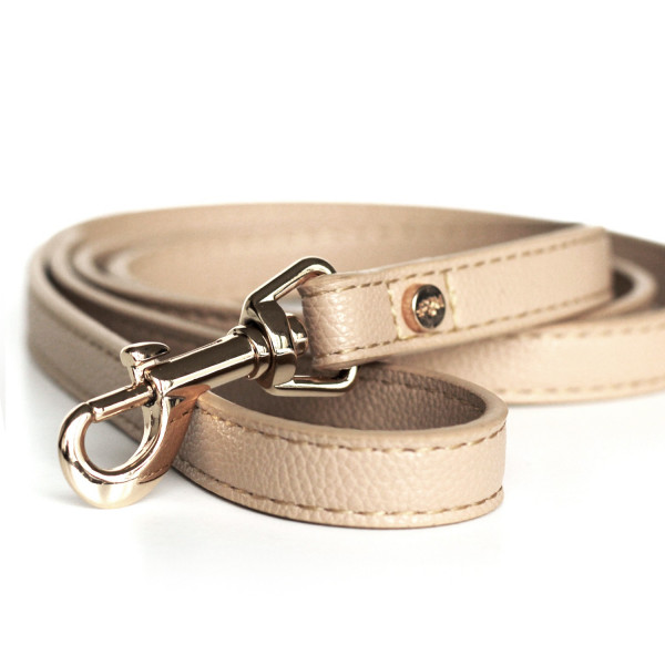 Milk&Pepper - Leash  Amaya Taupe