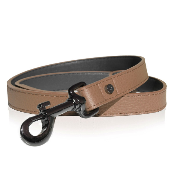 Milk&Pepper -  Dandy  Leash - Camel