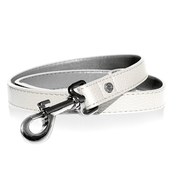 Milk&Pepper -  Dandy  Leash - Ivory