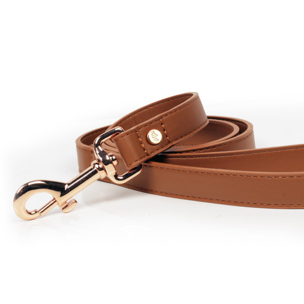 Milk&Pepper - Leash  Quartz Camel