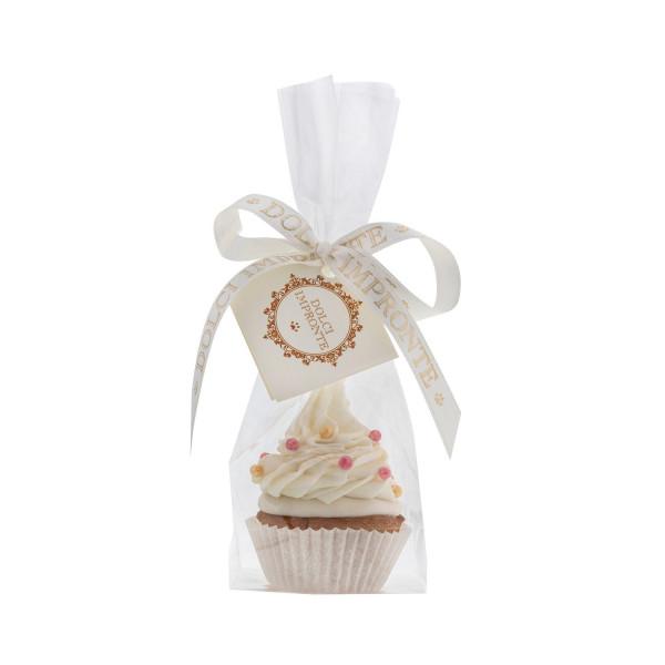 Dolcimpronte ® - Luxury Xmas Pink Shining Cupcake- 37 gr