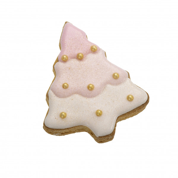 Dolcimpronte ® Luxury - Xmas Pink Shining Tree - 30 gr
